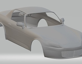 Honda S2000 Printable Body Car