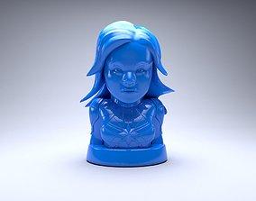 3D print model Captain Marvel