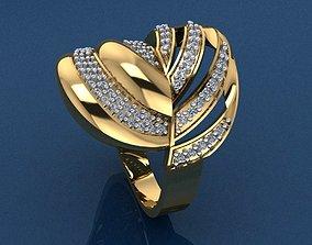 Gold Ring 3D print model 3D print model gold-ring