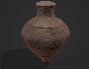 3D model Medieval Spinning Top 3