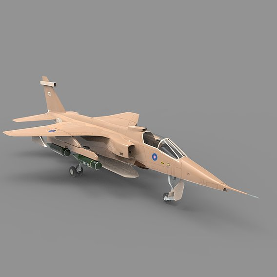 BA Jaguar GR1