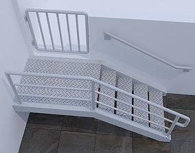 stair case 3D model