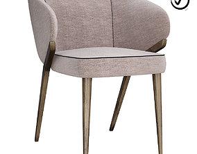 3D asset Bross Nora Dining Chair 1530