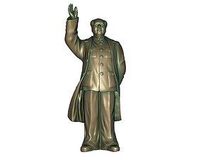Chairman Mao 3D print model