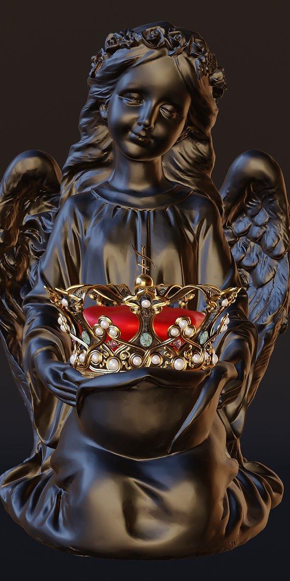 Queen's Crown Redux