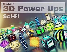 3D model Sci-Fi Pack