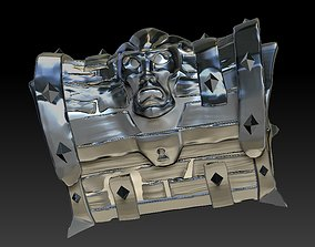3D printable model Chest of Rage