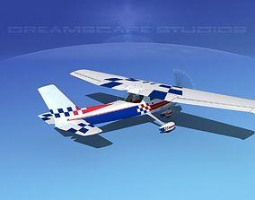 Cessna 150 Aerobat V11 3D model