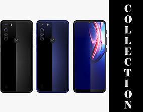 Motorola One Fusion 2 Colors 3D