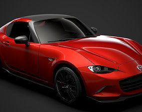 Mazda MX 5 RF Limited Edition 2020 3D model