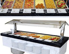 3D model Buffet buffet