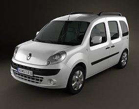 Renault Kangoo 2010 3D model