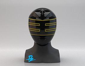 3D printable model Mask Zeo Gold Ranger