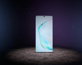 Samsung Galaxy Note 10 3D asset