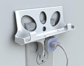 3D print model iPhone Plug Shelf