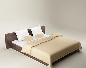 3D model Bed 08
