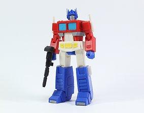 G1 Transformers Optimus Prime - No 3D printable model