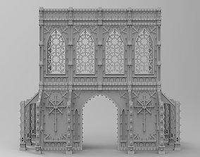 3D printable model Temple of Evil God