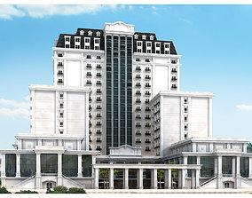 HV Hotel theater 3D model