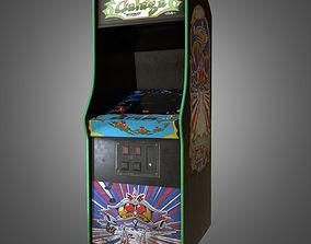 Arcade Cabinet - PBR Game Ready 3D asset