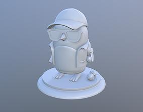 3D printable model Penguins Division