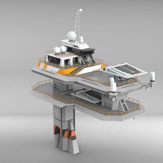 radar platform 3