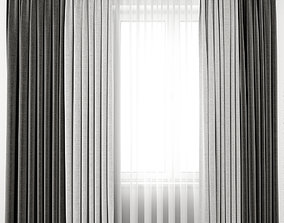 Curtain 65 3D model