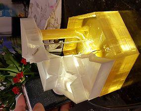Waterfall Fountain 5 floors 3D printable model