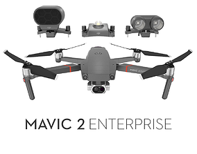 Mavic 2 Enterprise 3D