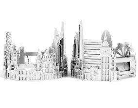 Ring London 3D printable model