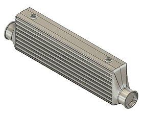 3D printable model 1to10 RC Intercooler