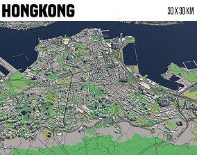 3D Hongkong