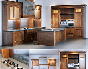 3D FM Bottega boston kitchen