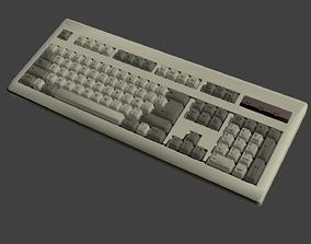3D Keyboard in some formats
