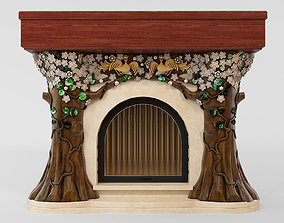 fire 3D Fabulous Fireplace