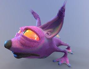 3D Strange amphibian