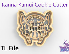Kanna Kamui from Miss Kobayashi 3D printable model 4