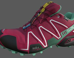 Salomon Speedcross 3 Livery sports 3D