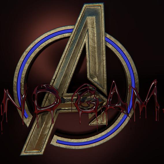 Avenger's Endgame Logo