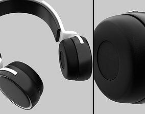 3D asset VR / AR ready Headphones