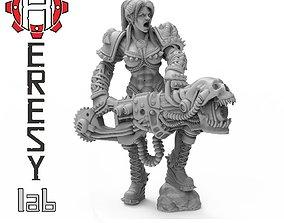 3D print model Lust Xenia