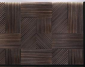 3D model Wall Panel Set 3
