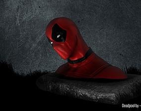 DeadPool 3D printable model deadpool