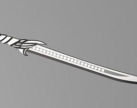 3D print model Altair Short Blade from Assassins Creed 1