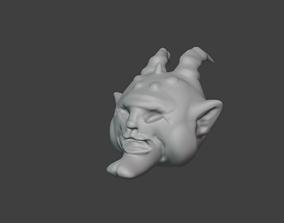 Fat demon 3D print free