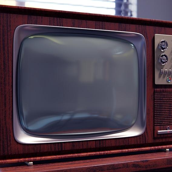 TV CGE General Electric - TXC 3781