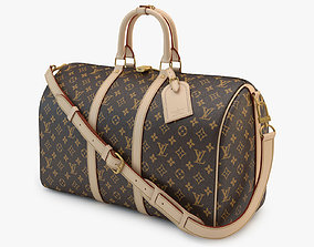 Louis Vuitton Bag 02 3D