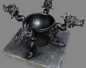 Witch Cauldron 3D model
