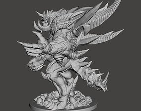 3D print model the lord of terror