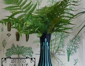 Art deco Vase 3D print model